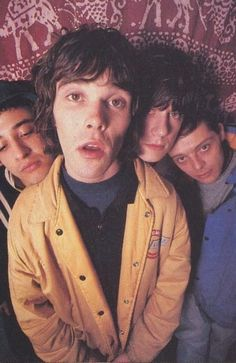 STONE ROSES Band Photography, Image Photography, Paul Weller, Instagram Music, Stone Roses, Brown Aesthetic, Indie Kids, Britpop, Jim Morrison