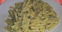 La cucina di Ombraluce: Maccheroncini all'uovo in crema di zucchini