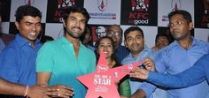 Photos - Ram Charan at KFC Employees Blood Donation Event