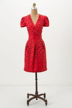 Thornbill Dress