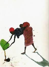 Resultado de imagen para miquel barcelo cuadernos de africano Watercolor Sketch, Abstract Watercolor, Watercolor Paintings, Watercolors, Figure Sketching, Figure Drawing, Miquel Barcelo, Picasso Cubism, Contemporary African Art