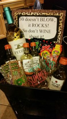 Gift Ideas 30th Birthday Baskets Presents Gifts For Boyfriend