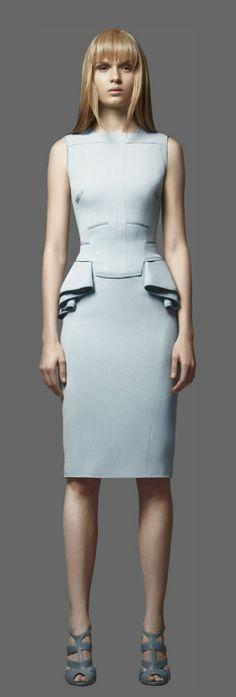 Elie Saab office dress