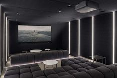 home theater ideas that would encourage you to have a one 10 ~ mantulgan.me… home theater ideas that would encourage you to have a one 10 ~ mantulgan.me ideas Home Theater Room Design, Home Cinema Room, Home Theater Rooms, Home Theater Seating, Home Theatre, Salas Home Theater, At Home Movie Theater, Cinema Theater, Grey Home Decor