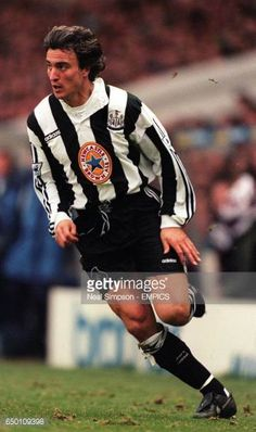 Newcastle United Wallpaper, David Ginola, Newcastle United Football, Stock Pictures, Royalty Free Photos, Bomber Jacket, Army, Nike, Sports