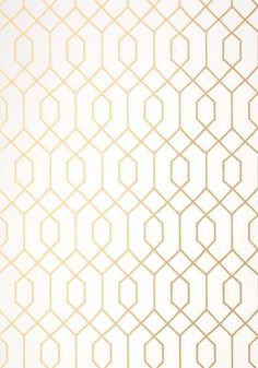 Thibaut- Graphic Resource- La Farge in Metallic Gold shop.wallpaperconnection.com