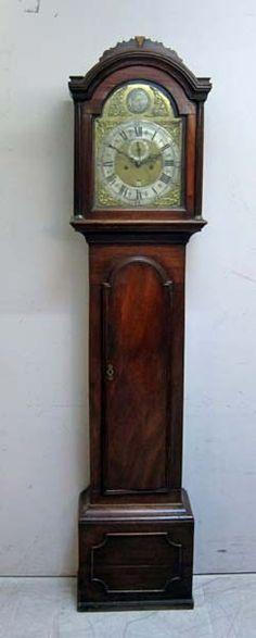 Clocks On Pinterest Antique Clocks Grandfather Clocks