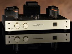 Conrad-Johnson CAV-45 control amplifier.