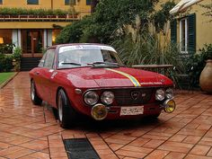 Flickriver: Most interesting photos from Lancia Fulvia Coupé ...