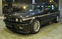 This 1986 BMW Hartge H35 is said to be a 2-owner genuine Hartge that still wears all original paint. Compared to a regular e30 325, the Hartge features the larger 'big six' M30 3.5L motor, upgraded brakes and suspension, and Hartge wheels and badging. While perhaps not as famous as Alpina, Hartge has its own following, and this example is said to be good for 240hp and a top speed of 257kph. Find it here on eBay in Mississauga, Ontario, Canada with a $15,800 Buy-It-Now.