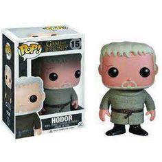 Funko Pop! Hodor, Game of Thrones, GOT, HBO, Funkomania, Séries