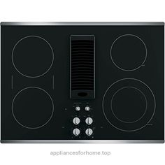"""GE Profile 30"" Downdraft Electric Cooktop Glass Top with Stainless Steel Trim PP9830SJSS  Check It Out Now     Too low to display    Elements: Bridge 800W, 6″ 1500W, 2 7″ 1800W, 9″/6″ 3000W 330 CFM Venting at 7.5 SonesElements: Bridge 800 ..  http://www.appliancesforhome.top/2017/03/19/ge-profile-30-downdraft-electric-cooktop-glass-top-with-stainless-steel-trim-pp9830sjss/"