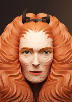 Maxim Shkret ilustrations http://designwrld.com/3d-illustrations-by-maxim-shkret/