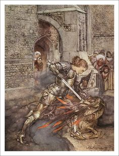 DOES THIS SITE PULL PIX FROM ALL BOOKS...The romance of King Arthur
