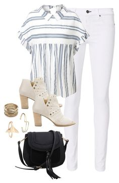 """""""Untitled #3828"""" by theaverageauburn on Polyvore featuring rag & bone, LE3NO, Geox, MKF Collection and Sole Society"""