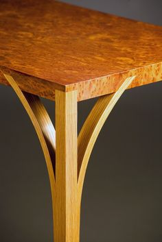 Current Student Work (2013) - CENTER for FURNITURE CRAFTSMANSHIP - NON-PROFIT…