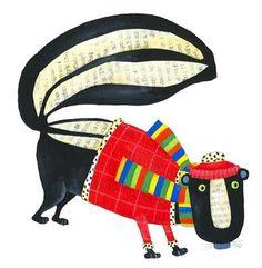 Pinzellades al món: Els animals il·lustrats de Nancy Wolff: quin t'agrada per a mascota?