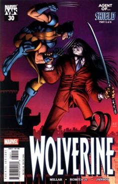 Wolverine #30 (Volume) - Comic Vine