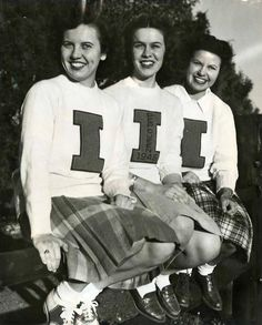 Cheerleaders !!!