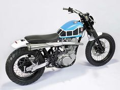 Yamaha  TT 500 tracker