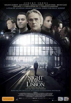 Night Train to Lisbon ★★★★☆