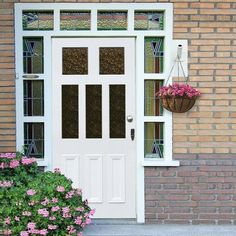 Made to size exterior timber door, Victorian style door, made to measure, top quality manufacture, separate large mouldings surround the panels. The Doors, Front Doors, Hall And Living Room, Victorian Door, Door Fittings, Timber Door, External Doors, Traditional Doors, Door Sets