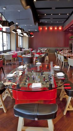 Kid Friendly Restaurants Everywhere Dailycandy Firefly Pinterest And Dupont Circle