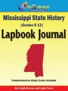 Mississippi State History Lapbook - Knowledge Box Central   All Lapbooks   Government & History   State & Country Study   Geography   CurrClick