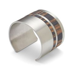 Unique Wood and Metal Jewelry