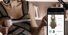"""""""On"""" is the only digital measuring tape that enables you to buy online with your right size"""
