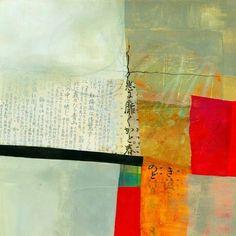 Jane Davies - collage journeys: Studio Notes in November.