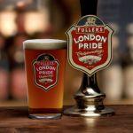 Fuller's beer brewery in London England Ale Beer, Beer Brewery, London Pride Beer, Fullers Beer, British Beer, Pub Food, Beer Label, Best Beer, Snacks