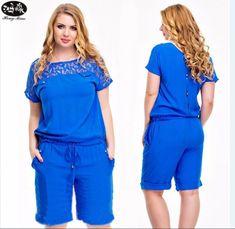 2018 Fat Mm Casual Jumpsuit Women Summer Large Size suits Lace Up . Woman Jumpsuits fat woman in jumpsuit Plus Size Romper, Plus Size Jumpsuit, Rompers Women, Jumpsuits For Women, Casual Jumpsuit, Summer Jumpsuit, Lace Jumpsuit, Women's Summer Fashion, Fashion Pants