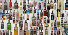 Collage de Absolut