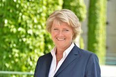 Monika Grütters, ministro tedesco della cultura (foto Christof Rieken)