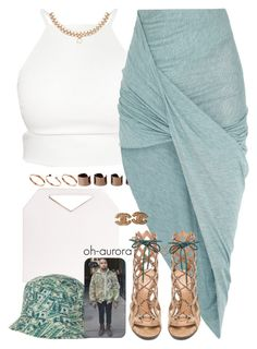 """""""BBHMM"""" by oh-aurora ❤ liked on Polyvore featuring Imago-A, Maison Margiela, Flexfit, Helmut Lang, Gianvito Rossi, Valentino, Chanel, ASOS and Tome"""