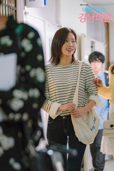 My id is gangnam beauty fashion Korean Drama Movies, Korean Dramas, Korean Tv Shows, Chic Outfits, Fashion Outfits, Ideal Girl, Revival Clothing, Style Finder, Kdrama