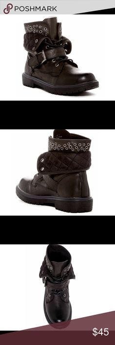 NIB Rock and Candy Bootie Brand New Rock and Candy Boots - Sugar Spice and Everything Bice Rock and Candy Shoes Ankle Boots & Booties