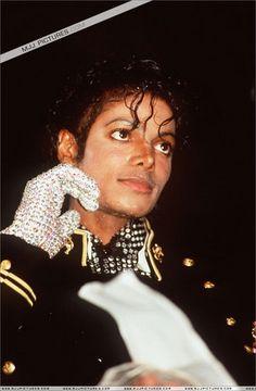 Michael Jackson THRILLER ERA - the-thriller-era Photo