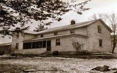 A estranha Casa Assombrada de Bill e Annie Meyer.