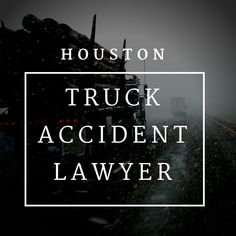 We handle a wide variety of 18 wheeler accident claims. View them and how we may be able to help you, here: http://www.williamskherkher.com/houston-personal-injury/truck-accidents/