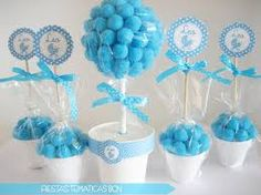 souvenirs nacimiento para hacer en casa - Buscar con Google Baby Shower Decorations For Boys, Cake Pops, Cake Pop, Cakepops