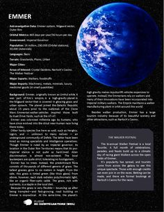 Planets, planets, and more planets - Page 8 - Star Wars: Edge of the Empire RPG - FFG Community Nave Star Wars, Star Wars Rpg, Star Trek, Space Planets, Space And Astronomy, Aliens, Starwars, Edge Of The Empire, Planet Design