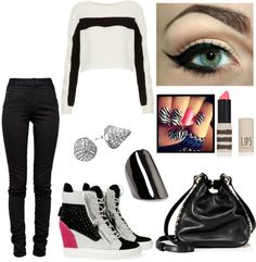 """Untitled #325"" by coolale on Polyvore"