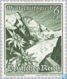 1938 - German Empire - Landscapes