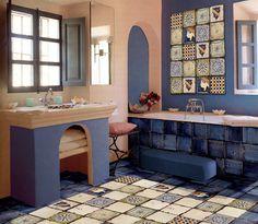 Cuisine id es on pinterest bricolage murals and deco cuisine - Carrelage pour terrasse ...