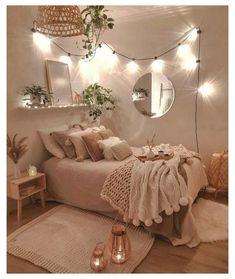 Room Design Bedroom, Small Room Bedroom, Room Ideas Bedroom, Small Rooms, Bedroom Inspo, Small Space, Study Room Decor, Bedroom Table, Diy Bedroom