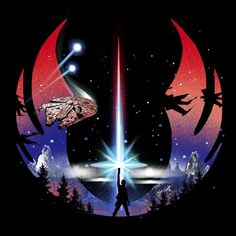 Visit our little store to see more about Star Wars and Star Wars Characters and thousands products we made. Hope you like it Star Wars Fan Art, Star Wars Rebellen, Jedi Symbol, Star Wars Images, Star Wars Tattoo, Star Wars Wallpaper, Star War 3, Star Wars Poster, Reylo
