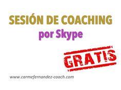 OFERTA: Día de SESIONES GRATUITAS gratuitas de COACHING por Skype