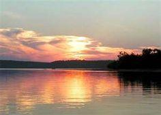 Lake Eufaula... Love my time here with my love